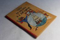 BD TINTIN Le secret de la licorne B30 1961