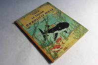 BD TINTIN Le trésor de Rackham le Rouge B29 1960