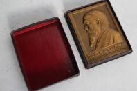 Médaille bronze Pr. F. Rathery Académie de Médecine Raoul Bernard 1932
