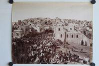 Photo BONFILS Palestine Bethlehem le jour de Noël