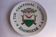 Assiette de tir cantonal Vaudois Morges