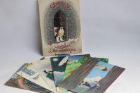 Pochette + 7 calendriers BELLUS Comment on s'enrhume à la montagne