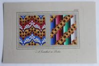 Carton tapisserie de Berlin Grünthal XIXe siècle