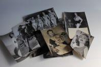 Lot photos jolies femmes Pin-up 1950