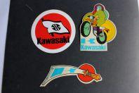 Autocollants automobiles Kawasaki