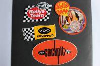 Autocollants accessoires automobiles VDO (Continental) Hella