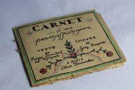 Carnet d'un permissionnaire Roger Boutet de Monvel Guy Arnoux 1917