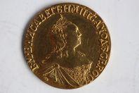 Pièce de monnaie or 2 Roubles Empire russe (1720-1917)