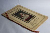Programme Bal grand prix opéra Castiglione Fête espagnole juin 1924