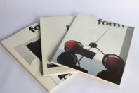 Lot revues Form Design Suédois magazines 1988/91
