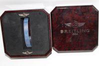 BREITLING écrin pour montre bakélite