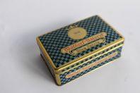 Boite a cigarettes Waldorf - Astoria tôle lithographiée