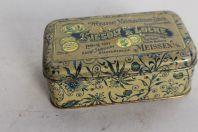 Boite publicitaire Biesolt & Locke Meissen Saxony Art Nouveau