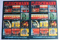 Fleischmann Puzzle publicitaire Train miniature Jouets
