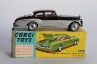 CORGI TOYS 224 Voiture Bentley continental sports saloon H.J. Mulliner