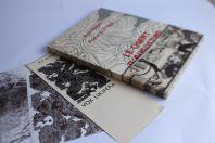 Le chant d'augustine dédicaces Axel ERNST Marcel COTTIER + ex-libris