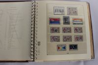 Album timbres France 1989