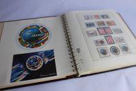 Album timbres France oblitérés 1998 - 1999