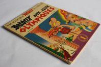 BD Astérix aux Jeux Olympiques 1968 édition originale