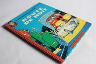 BD Les aventures de Michel Vaillant Route de nuit Lombard 1962