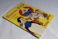 Album Panini Blanche Neige et les 7 nains 1983 Walt Disney