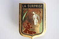 Insigne La Surprise Frégate A. Augis Marine
