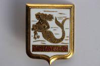 Insigne Gustave ZEDE Ravitailleur A. Augis Indochine