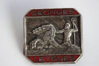 Insigne Georges LEYGUES Croiseur Arthus Bertrand