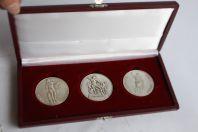 Coffret médailles argent Musée du Vatican