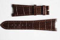 Bracelet pour montre PATEK PHILIPPE brun foncé