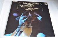 2 Vinyls 33T Classic Brahms,Schubert : Cellosonaten, Arpeg.-Sonate,..