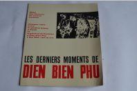 45 Tours Les derniers moments de Dien Bien Phu 1954