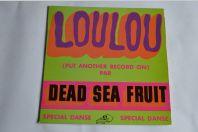 45 Tours Dead Sea Fruit – Loulou