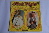 45 Tours  Johnny Hallyday – L'histoire De Bonnie And Clyde