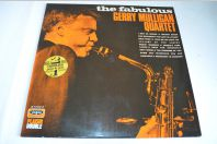 2 x Vinyles 33T Jazz The Fabulous Gerry Mulligan Quartet