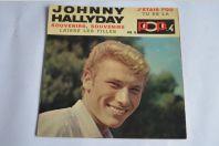 45 Tours Johnny Hallyday – Souvenirs, Souvenirs