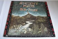 Vinyle 33T Rock  Bob Pegg ‎– Ancient Maps