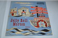 "Vinyle 10"" 33T Jazz Jelly Roll Morton Solos"