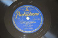 "Vinyl 10"" 78T Jazz L. Armstrong/Earl Hines-No One Else../I Ain't Got.."