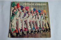 45 Tours Georges Derveaux Et Son Orchestre – French Cancan