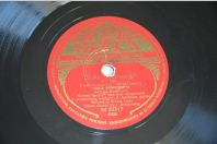 "Vinyl 10"" 78T Jazz L. Armstrong‎–Down In Honky.../Coal Cart Blues"