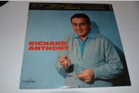 "Vinyl 10"" 33T Chanson  Richard Anthony ‎– Richard Anthony"