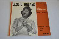Vinyle 45T  Funk Leslie Uggams – Love Is Like A Violin