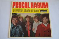 Vinyle 45T  Rock Procol Harum – A Whiter Shade Of Pale