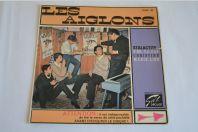 Vinyle 45T Yéyé  Les Aiglons – Stalactite