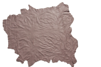 Peau de vache cuir souple 270 x 220 cm