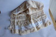 Grand foulard HERMES 100% coton fin
