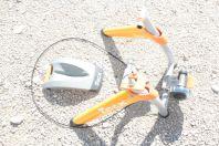Support pour vélo Home trainer satori TACX 2009
