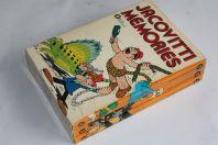 BD coffret Jacovitti Memories oscar Mondadori version Italien EO 1975