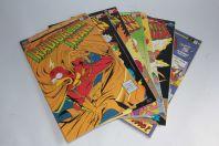 BD lot 7 Comics Bongo Simpson Radioactive man
